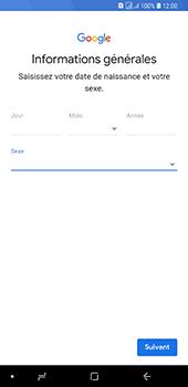 Samsung Galaxy A7 2018 - Applications - Créer un compte - Étape 10