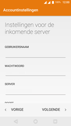 Wiko U-Feel Lite - E-mail - Handmatig instellen - Stap 14