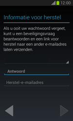 Samsung Galaxy Core (I8260) - Applicaties - Account aanmaken - Stap 15
