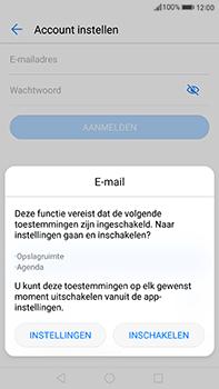 Huawei Mate 9 - E-mail - Handmatig instellen - Stap 5