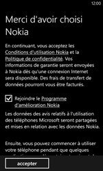 Nokia Lumia 1020 - Premiers pas - Créer un compte - Étape 12