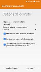 ZTE Blade V8 - E-mail - Configuration manuelle - Étape 20
