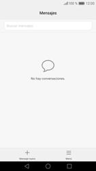 Huawei P9 - Mensajería - Escribir y enviar un mensaje multimedia - Paso 4