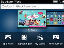 BlackBerry 9720 Bold - Applicaties - Applicaties downloaden - Stap 21