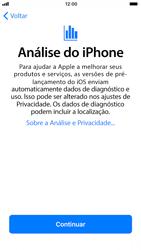 Apple iPhone 8 - Primeiros passos - Como ativar seu aparelho - Etapa 25
