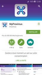 Samsung A3 (2016) - Applications - MyProximus - Étape 8