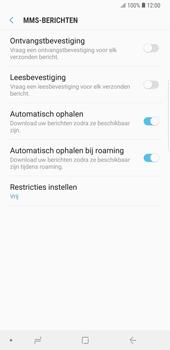 Samsung Galaxy Note9 - MMS - probleem met ontvangen - Stap 9