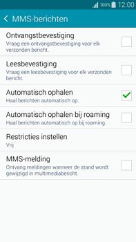 Samsung N910F Galaxy Note 4 - MMS - probleem met ontvangen - Stap 9