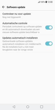 LG V30 (H930) - Software updaten - Update installeren - Stap 9