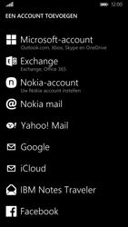 Nokia Lumia 830 - E-mail - e-mail instellen: IMAP (aanbevolen) - Stap 6