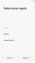 Huawei P9 - Primeros pasos - Activar el equipo - Paso 5