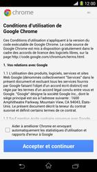 Sony Xpéria Z1 - Internet et connexion - Naviguer sur internet - Étape 4