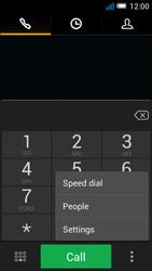 Alcatel OT-7041X Pop C7 - Voicemail - Manual configuration - Step 5