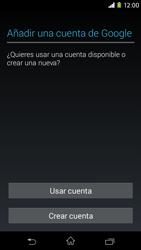 Sony Xperia M2 - Aplicaciones - Tienda de aplicaciones - Paso 4