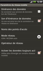 HTC S510b Rhyme - Internet - Configuration manuelle - Étape 6