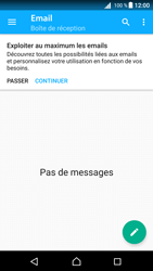 Sony Xperia Z5 - Android Nougat - E-mail - Configurer l
