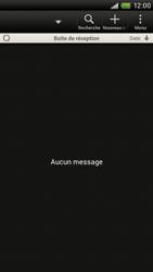 HTC S720e One X - E-mail - Configuration manuelle - Étape 4