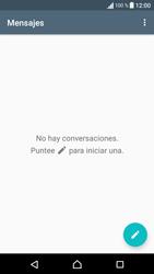 Sony Xperia E5 (F3313) - Mensajería - Escribir y enviar un mensaje multimedia - Paso 5