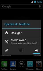 Motorola XT621 Primus Ferrari - Funções básicas - Como reiniciar o aparelho - Etapa 3