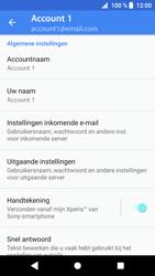 Sony Xperia XZ1 (G8341) - E-mail - Instellingen KPNMail controleren - Stap 16