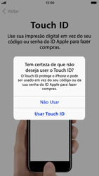 Apple iPhone 8 - Primeiros passos - Como ativar seu aparelho - Etapa 12