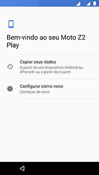 Motorola Moto Z2 Play - Primeiros passos - Como ativar seu aparelho - Etapa 8