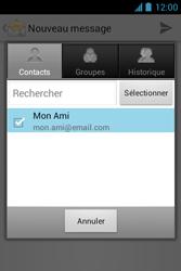 Bouygues Telecom Bs 351 - E-mails - Envoyer un e-mail - Étape 7