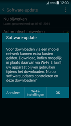 Samsung Galaxy S5 G900F - Netwerk - Software updates installeren - Stap 8