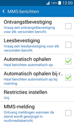 Samsung G388F Galaxy Xcover 3 - MMS - probleem met ontvangen - Stap 8
