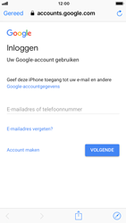 Apple iPhone 6 - iOS 12 - E-mail - handmatig instellen (gmail) - Stap 6