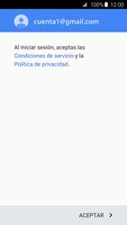 Samsung Galaxy S6 - E-mail - Configurar Gmail - Paso 14