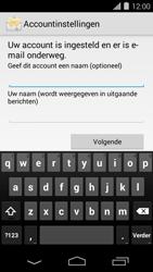 KPN Smart 400 4G - E-mail - Handmatig instellen - Stap 20