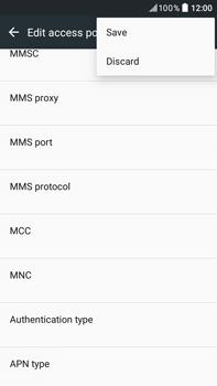 HTC Desire 825 - Mms - Manual configuration - Step 13