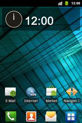 Samsung Galaxy Ace - Basisfunktionen - Hard- und Softreset - Schritt 1