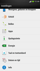 HTC Desire 601 - Software update - update installeren zonder PC - Stap 4