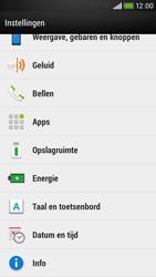 HTC Desire 601 - Software updaten - Update installeren - Stap 4