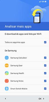 Samsung Galaxy S8 Plus - Primeiros passos - Como ligar o telemóvel pela primeira vez -  15