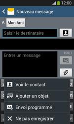 Samsung Galaxy S3 Lite (I8200) - MMS - envoi d'images - Étape 9
