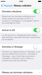 Apple iPhone 5c - Internet - configuration manuelle - Étape 6