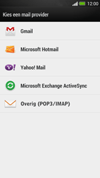 HTC One - E-mail - Account instellen (POP3 zonder SMTP-verificatie) - Stap 5