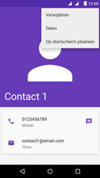 Fairphone Fairphone 2 - Contacten en data - Contacten overzetten via Bluetooth - Stap 7