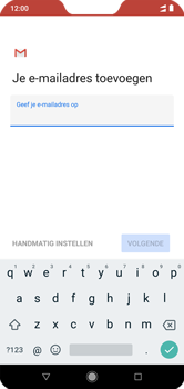Xiaomi mi-a2-lite-dual-sim-m1805d1sg - E-mail - Account instellen (IMAP zonder SMTP-verificatie) - Stap 8