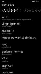 Nokia Lumia 830 - Bellen - in het buitenland - Stap 4