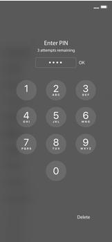 Apple iPhone X - Primeros pasos - Activar el equipo - Paso 6