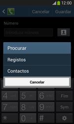 Samsung Galaxy Ace 3 LTE - Chamadas - Como bloquear chamadas de um número -  10