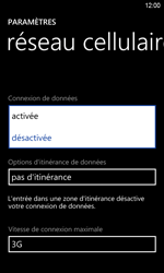 HTC Windows Phone 8S - Internet - configuration manuelle - Étape 7