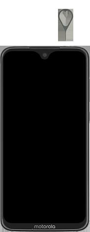 Motorola Moto G7 - Primeiros passos - Como inserir o chip da Nextel no seu celular - Etapa 2