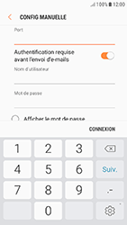 Samsung Galaxy J5 (2017) - E-mails - Ajouter ou modifier un compte e-mail - Étape 13