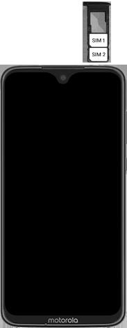 Motorola Moto G7 - Primeiros passos - Como inserir o chip da Nextel no seu celular - Etapa 5