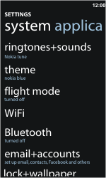 Nokia Lumia 710 - Bluetooth - Pair with another device - Step 4